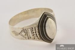 Stříbrný prsten Tadhut 1